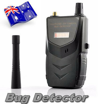 Spy Camera Detector GSM Wireless Bug Finder Device Monitor Security Anti Video