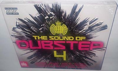 Va Ministry Of Sound The Sound Of Dubstep 4 (2012) Brand New Sealed 2Cd Set