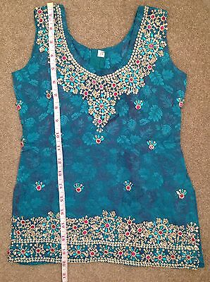 Little Girls Embroidered Salwaar Kameez (size24)