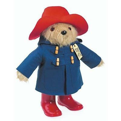 Large Traditional Paddington By Rainbow Designs Standing Paddington Bear Wearing