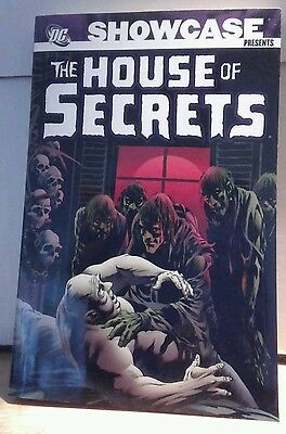 Showcase Presents The House Of Secrets Vol 2 Nm Unread Copy Comic Kings