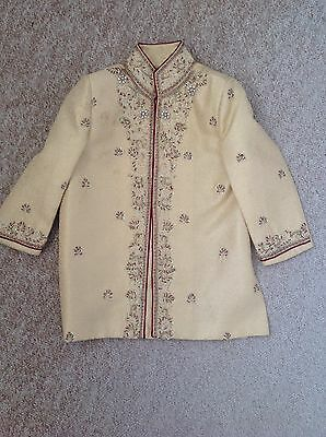 Punjabi Little Boys Wedding Suit