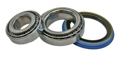 REM ISF Micro Finished Hybrid Modified Bearings & Races for one hub with Seal