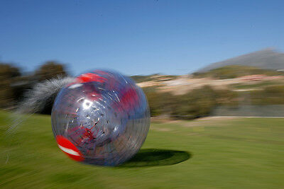 Aqua Zorbing Experience for Two - SAVE £15.00 - valid 9+ months from issue