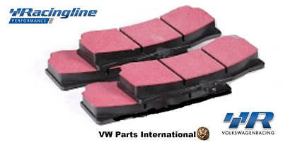 VW Golf MK7 GTI R Volkswagen Racing Brake Kit Replacement Pads VWR Racingline