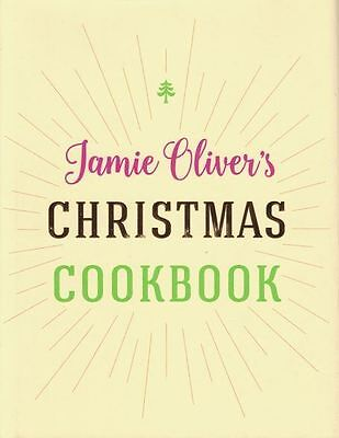 Jamie Oliver's Christmas Cookbook NEW Hardback
