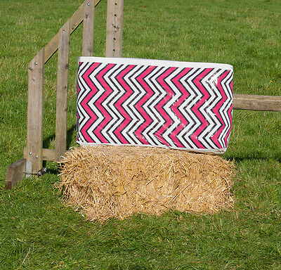 Jumpstack Bale Covers Show Jumps Zigzag/circles Twin Pack