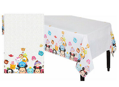 Delicieux NEW Disney Tsum Tsum Plastic Table Cover Kids Birthday Party Supplies  Decoration