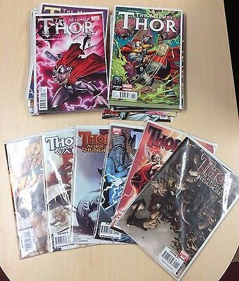 Fraction Mighty Thor (2011) #1-22 ,12.1, Annual + One Shots Complete Series NM