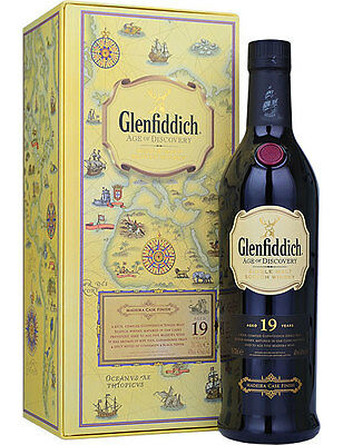 Glenfiddich 19yo Age Of Discovery Madeira Cask Scotch Whisky 700ml