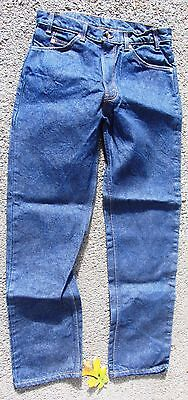 Vintage Original Deadstock Levis 505 Straight Jeans 1978 W34 L32 Made In Usa Nos