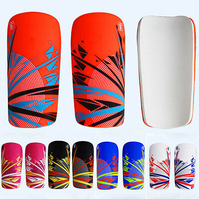 1Pair Basketball Soccer Pads Legs Shin Guards Protective Gear Braces 5 Styles