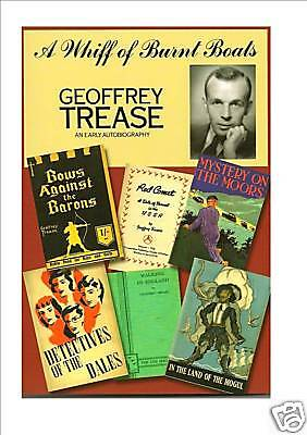 GEOFFREY TREASE:-  A Whiff of Burnt Boats