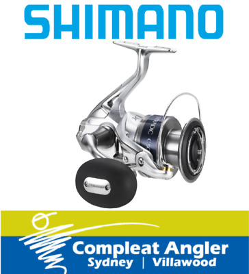 Shimano Stradic FK 5000CXG Spin FIshing Reel BRAND NEW At Compleat Angler