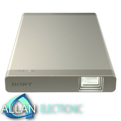 Neuf Sony Mobile Projector MP-CL1A - Gold Or (New Version)