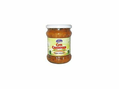 "SUPPE Soljanka Leon 500ml, Суп ""Солянка"" LEON 500мл"