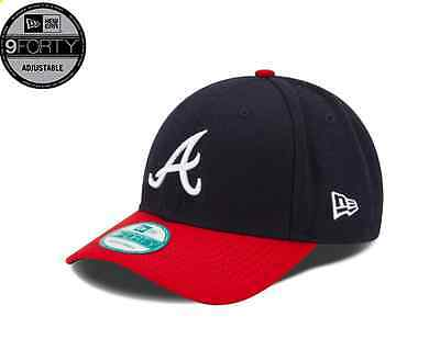 "Casquette New Era 9Forty "" The League "" Atlanta Braves"