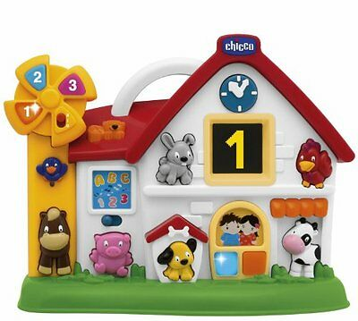 Chicco Video Talking Farm Bilingual Activity Toy
