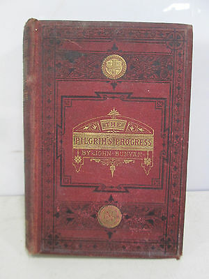 1872 Pilgrims Progress by John Bunyan- T. Nelson & Sons B#104