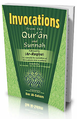 Invocations from the Quran and Sunnah Followed by Ar Ruqiya (Pocket size)