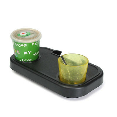 Portable Side Tray Holder For Drink Folding Camping Picnic Beach Garden Chair