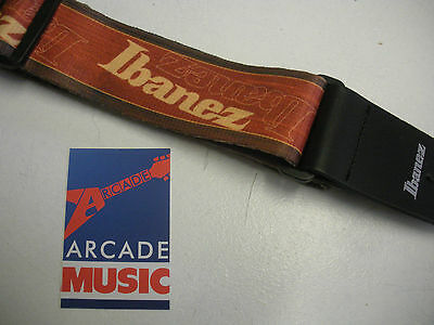 Ibanez brand new design guitar and bass strap. GS50P12