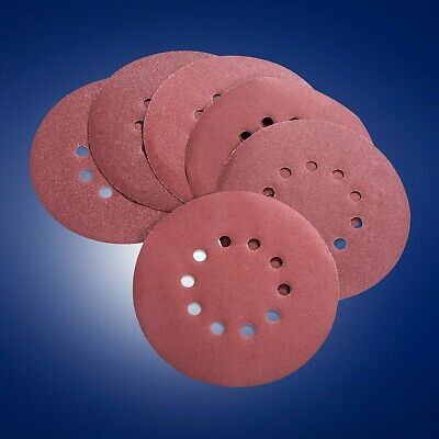 POWER PRO 2100 - 80/100/120/150/180/240 Grit, 9in. Sanding Discs - Set of 6