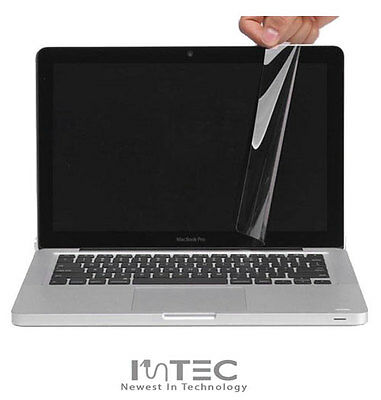 Premium Quality Clear Screen Protector for Apple Macbook Pro 15""