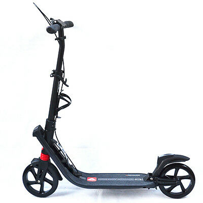 New Scooter Commuter Big Wheel Suspension Adult Kids Scooter Christmas Present