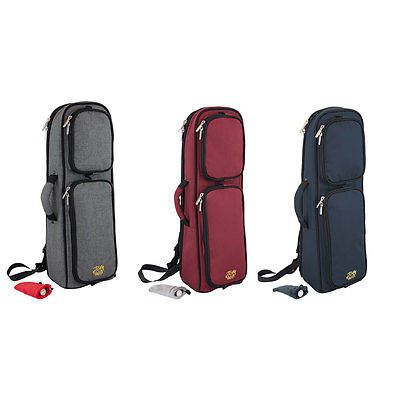 Tom & Will 26TP Trumpet Gig Bag in Various Colours