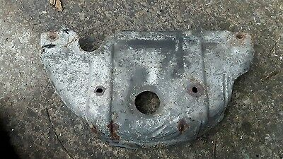Peugeot 206 Exhaust Manifold Heat Shield Cover 9634659180