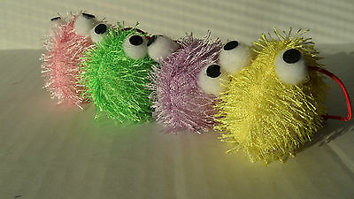 Cat Kitten Wiggly Fuzzy Bug Toy