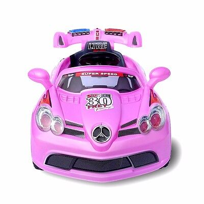 Elektroauto Kinder Elektro Auto MB Style Kinderfahrzeug Ride On Car PINK