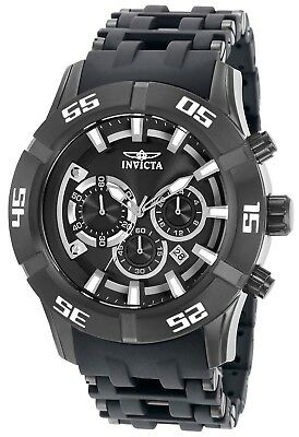 Invicta Men's 21820 Sea Spider Quartz Chronograph Grey Dial Watch