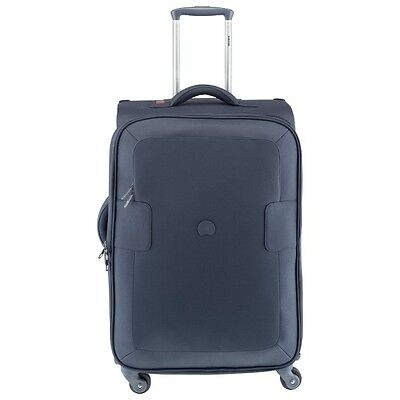 Valise taille moyenne 60 cm Bleu Delsey