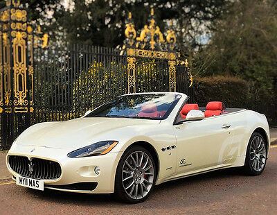 Half Hour London Maserati Drive - SAVE £20 Was £99.99 - voucher valid 9+ months