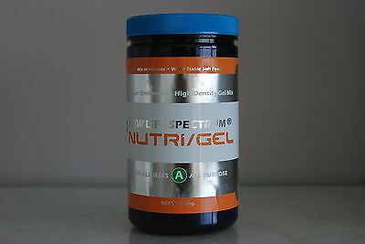 New Life Spectrum Nutri Gel 400g Tub An All Purpose Enhancing Gel For all Fish