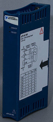 National Instruments cFP-AI-100 8-Channel Analog Voltage/Current Input Module