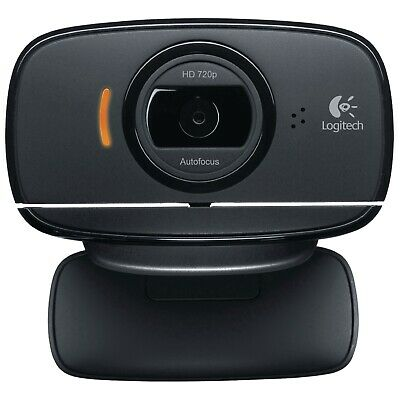 Logitech C525 Portable Autofocus Face Tracking HD Video Webcam with Build-In Mic