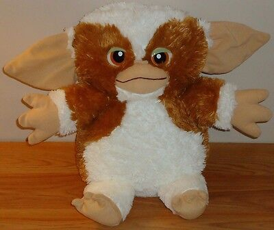"Gremlins GIZMO 15"" soft stuffed plush Warner Bros. by Toy Factory NICE"