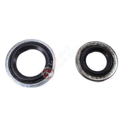 Vauxhall Air Conditioning Pipe Sealing Washer / O Ring - Pair  - Genuine New