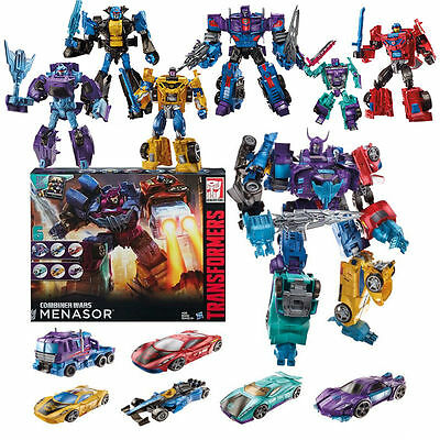 Transformers Generations Combiner Wars Menasor Collection Pack G2 Stunticons Toy