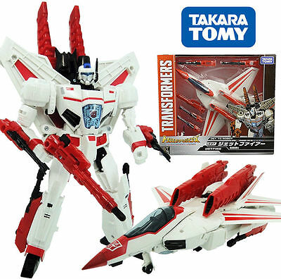 Transformers Generation Jetfire Takara Tomy Lg07 Jet Robot Action Figure Kid Toy