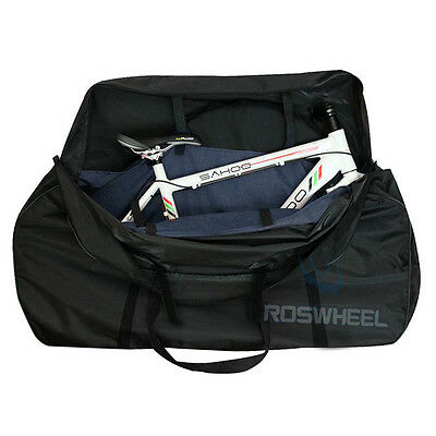 MT Mountain Road Bike MTB Wheel Bag Wheelset Bag Transport Pounch Carrier LS