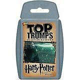 HARRY POTTER and the deathly hallows part2 TOP TRUMPS