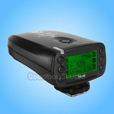 Jinbei TR-A6 2.4GHz HSS Transmitter for HD-600V / MSN-V Strobe Flash for Canon