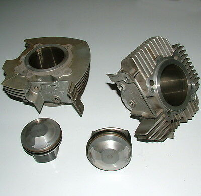 Ducati Monster 620 M620 Pistons et Cylindres / Pistons & Cylinders