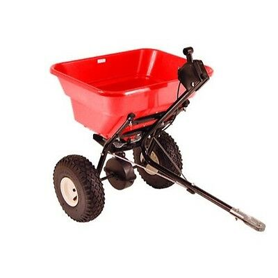 Earthway 2050TP Estate 80-Pound Semi-Assembled Broadcast Tow Spreader