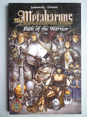 The Metabarons - Path Of The Warrior - Graphic Novel - Full Colour Paperback