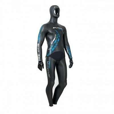 Salvimar Freediving Competition Wetsuit BE-ONE Man 1.5mm 02UK
